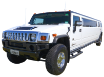 The White Knight - 16 Passenger Hummer,