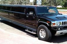 The Godfather - 16 Pax Black Hummer Limo,