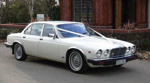 XJ6 Jaguar Soverign 84, Wedding Car In Melbourne